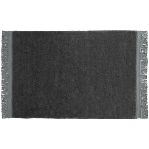 Hay Raw rug 200 x 140 cm, anthracite