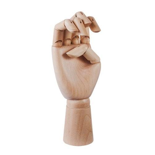 Hay Wooden hand, M