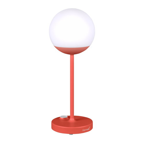 Fermob Mooon! table lamp, capucine