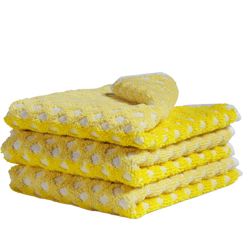 Hay S&B Face towel, yellow