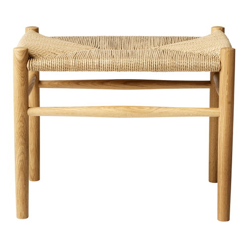 FDB M�bler J83 stool, oak
