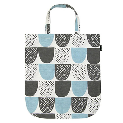 Kauniste Sokeri tote bag, blue