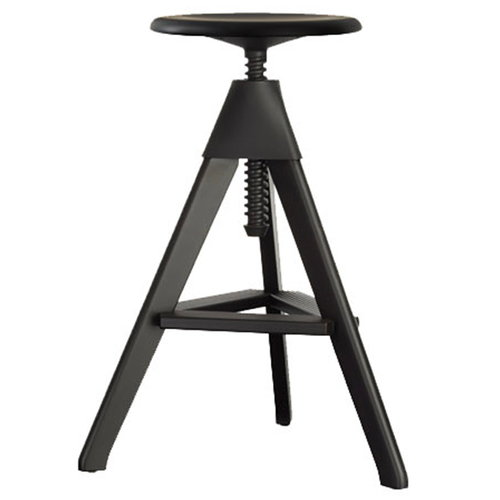 Magis Tom bar stool, all black