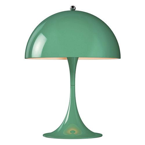 Louis Poulsen Panthella Mini table lamp, blue-green