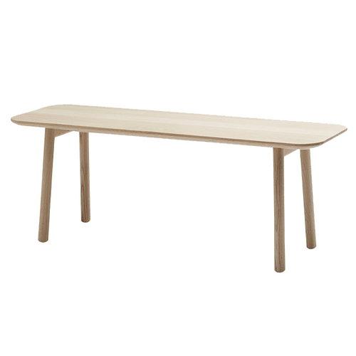 Skagerak Hven bench, oak
