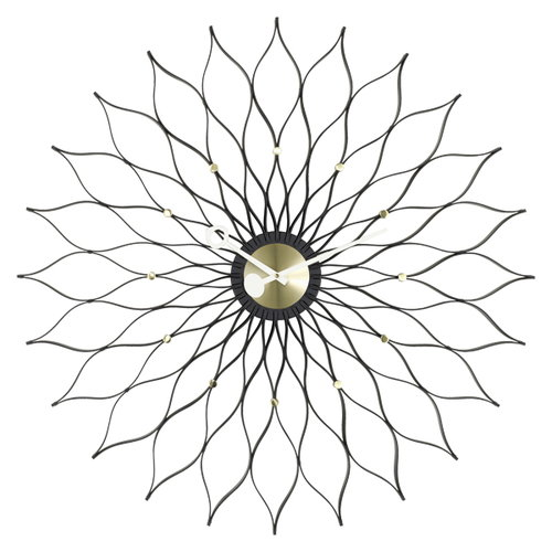 Vitra Sunflower Clock sein�kello