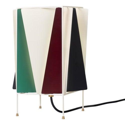 Gubi B-4 table lamp, Italian green