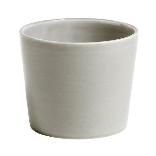 Hay Botanical Family pot, M, light grey