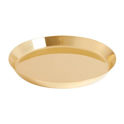 Hay Botanical Family saucer, M, brass