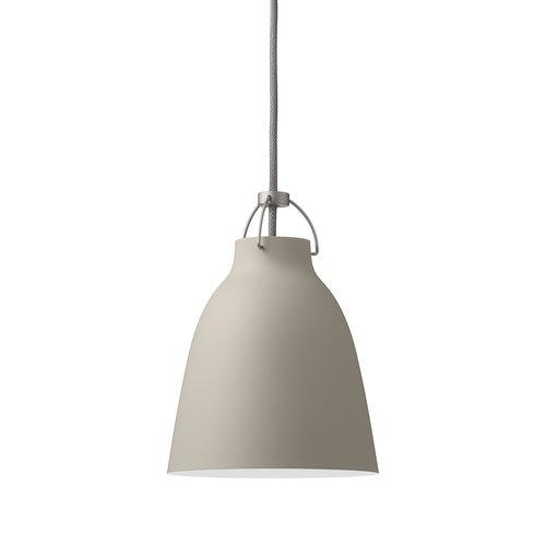 Lightyears Caravaggio P1 pendant, warm silk, 3 m cord