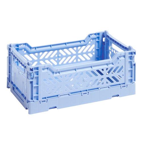 Hay Colour crate, S, light blue