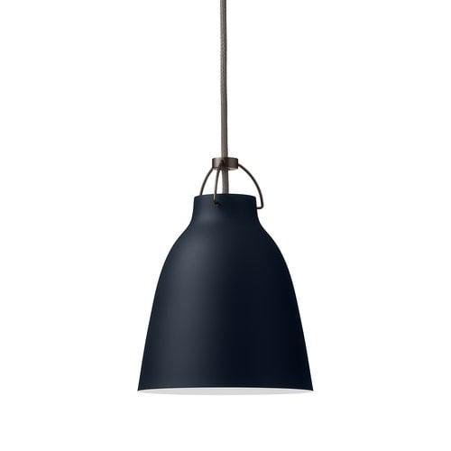 Fritz Hansen Caravaggio P1 pendant, dark ultramarine, 3 m cord