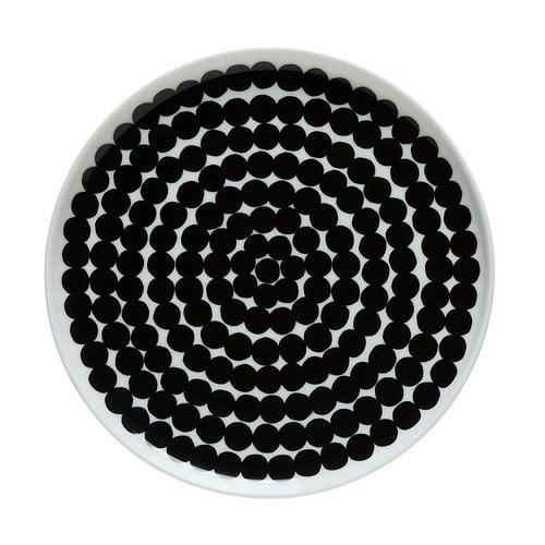 Marimekko Oiva - Siirtolapuutarha lautanen 20 cm