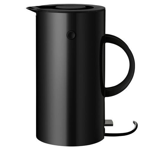 Stelton EM77 vedenkeitin, musta