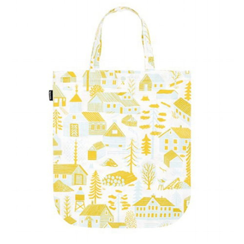 Kauniste M�kkil� tote bag, yellow