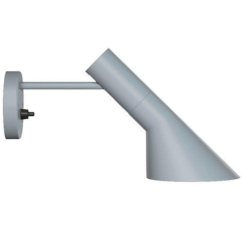 Louis Poulsen AJ wall lamp, light grey