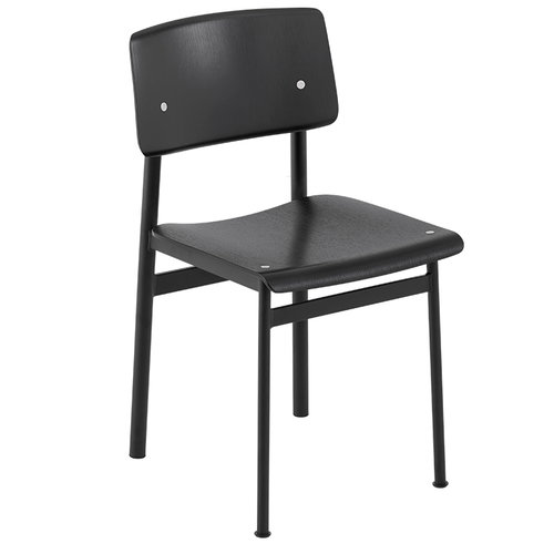 Muuto Loft tuoli, musta