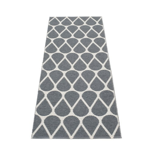 Pappelina Otis rug 70 x 200 cm, granit - fossil grey