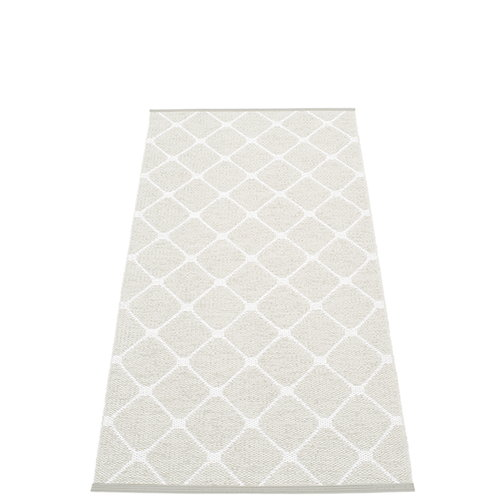 Pappelina Rex rug, 70 x 160 cm, fossil grey