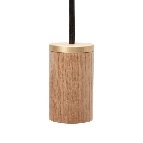 Tala Oak Knuckle pendant lamp base