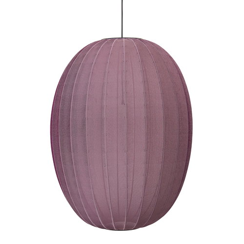 Made By Hand Knit-Wit riippuvalaisin 65 cm, burgundinpunainen