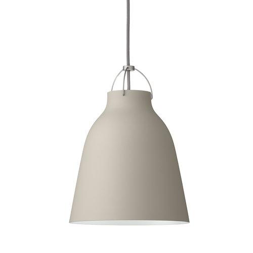 Lightyears Caravaggio P2 pendant, warm silk, 3 m cord