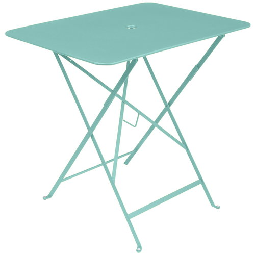 Fermob Bistro table 77 x 57 cm, blue lagoon