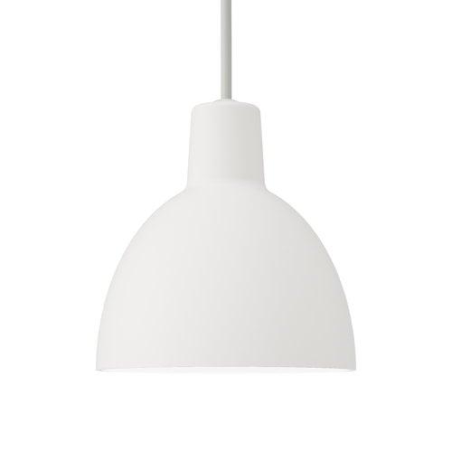Louis Poulsen Toldbod 120 pendant, white