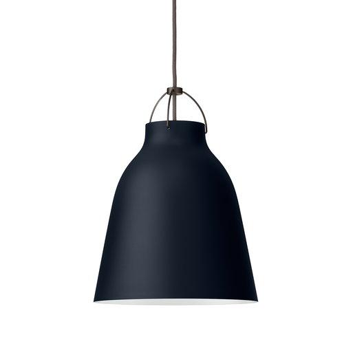 Fritz Hansen Caravaggio P2 pendant, dark ultramarine, 3 m cord