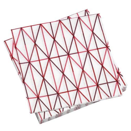 Vitra Grid paperiservetti, pinkki
