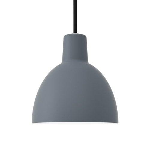 Louis Poulsen Toldbod 120 pendant, blue-grey