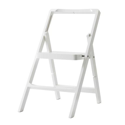 Design House Stockholm Step Mini stepladder, white