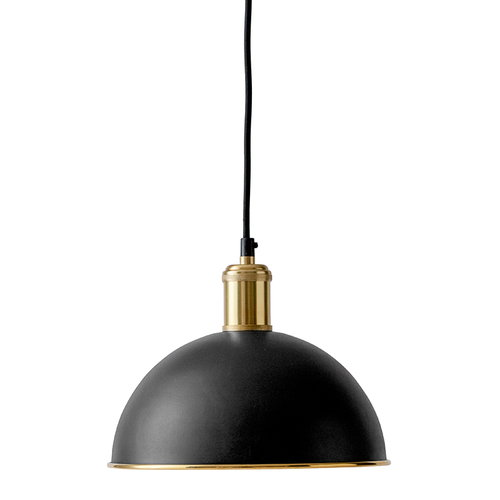 Menu Tribeca Hubert pendant, brass