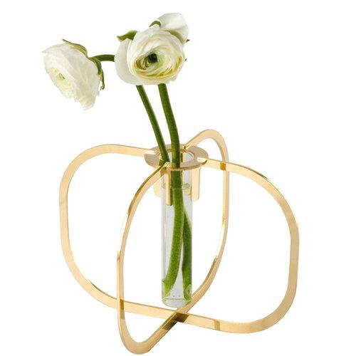 Be&liv One flower vase, gold