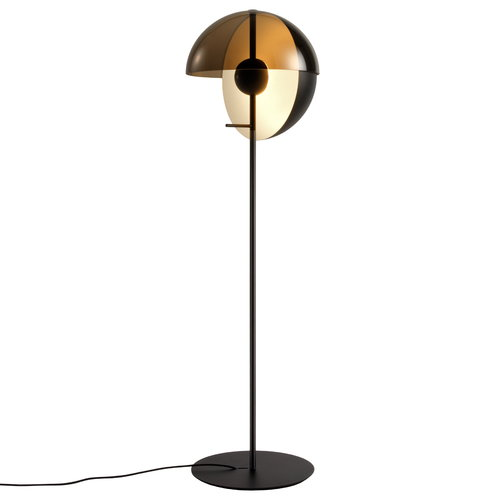 Marset Theia P floor lamp, black