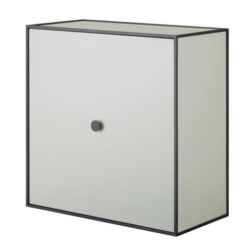 By Lassen Frame 42 box with door, pale green