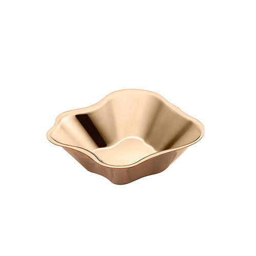 Iittala Aalto bowl 50 x 182 mm, rose gold