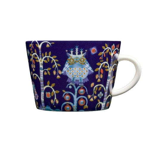 Iittala Taika cappuccino cup 0,2 l, blue