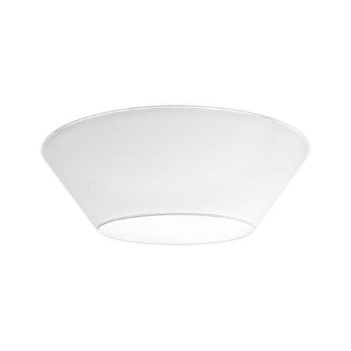 Lundia Halo ceiling light, small, white