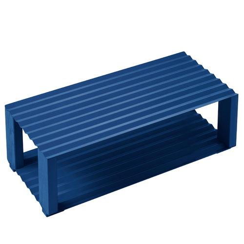 NakNak Corrugate shoe tray, blue