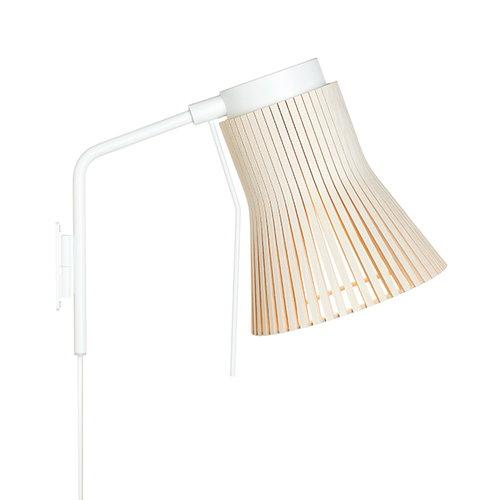 Secto Design Petite 4630 wall lamp, birch