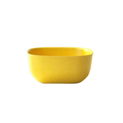 Ekobo BIOBU Gusto kulho, S, keltainen