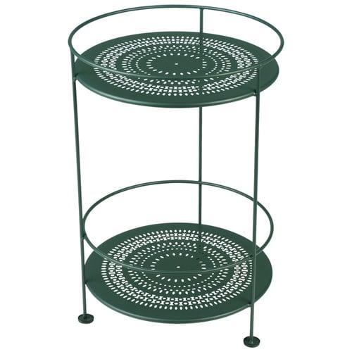 Fermob Gueridons table, cedar green