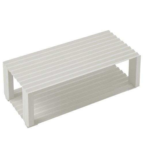 NakNak Corrugate shoe tray, grey