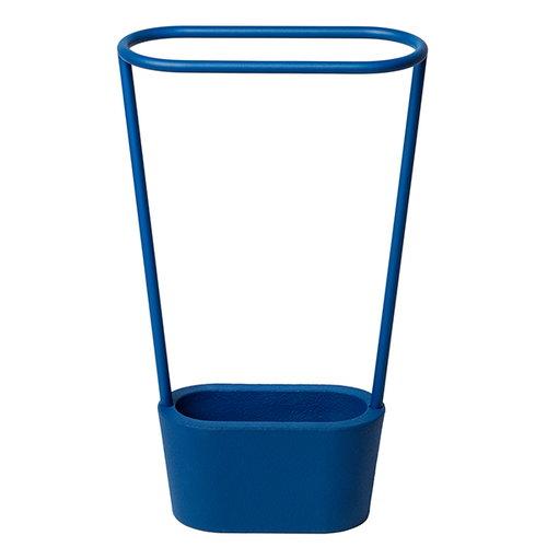NakNak Hoop umbrella stand, blue