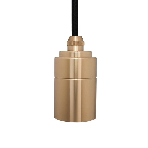Tala Brass pendant lamp base