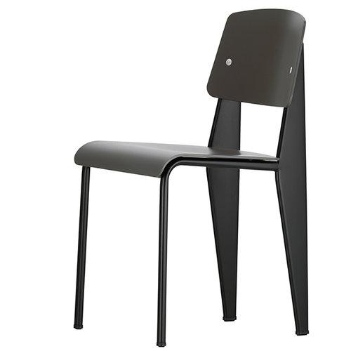 Vitra Standard SP tuoli, kokomusta