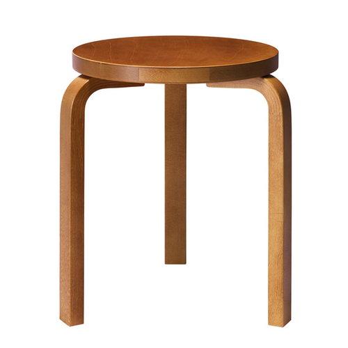 Artek Aalto stool 60, honey