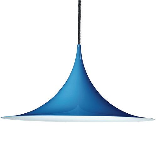 Gubi Semi riippuvalaisin 47 cm, sininen