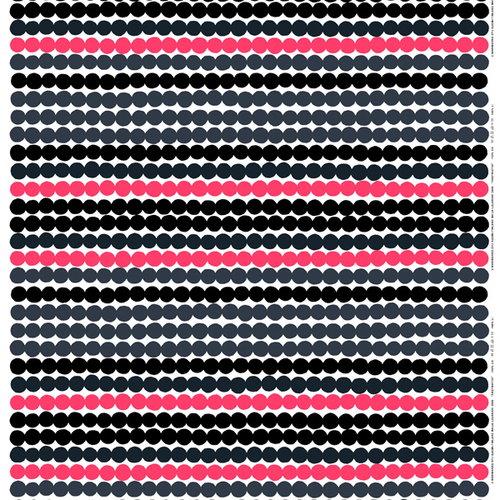 Marimekko R�symatto fabric, pink